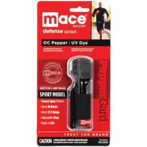 Mace 10% Pepper Spray Jogger Black Blister Pack
