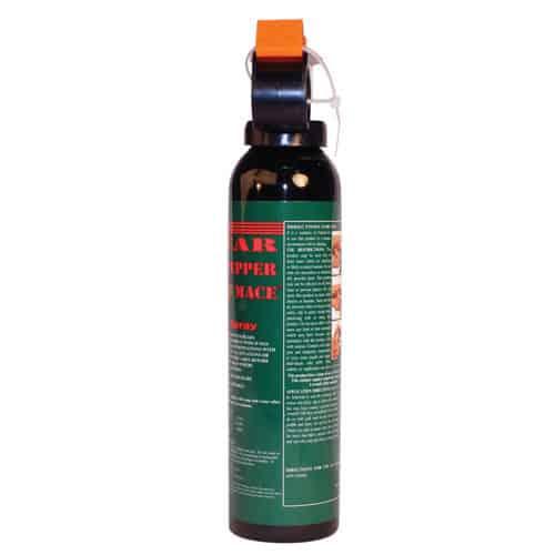 Mace Bear Spray 260 Grams Rear View