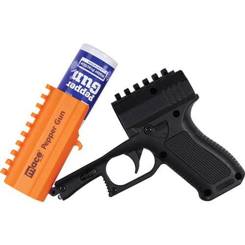 Mace Pepper Gun 2.0 Open
