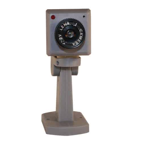 Indoor Motion Detecting Dummy Camera Front View