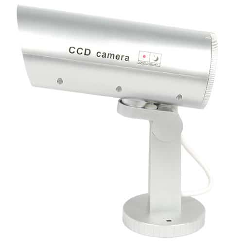 Motion Activated Dummy Camera With LED Side View