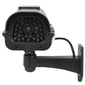 Solar Powered Dummy Camera Head On View jpg 1