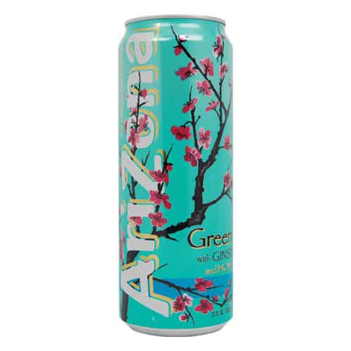 Arizona Tea Diversion Safe Front Side View
