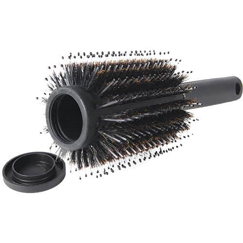 Hair Brush Hidden Safe Cap Off