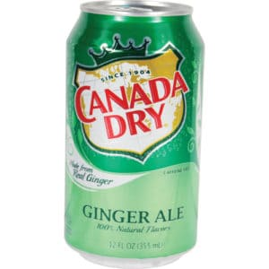 Ginger Ale Diversion Safe Front View
