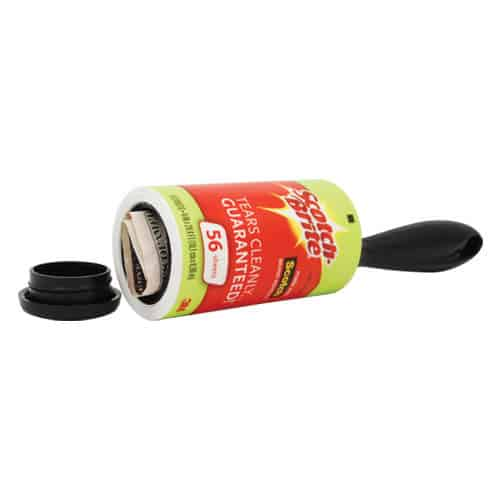 Lint Roller Diversion With Cap Off