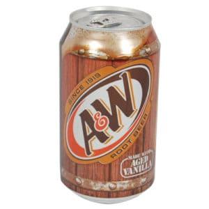 Root Beer Diversion Safe Lid On