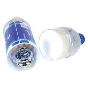 Water Bottle Diversion Safe Open View