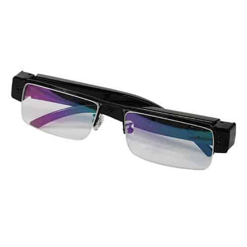 Eye Glasses Hidden Camera Folded Up