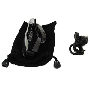 Eye Glasses Hidden Camera With Pouch