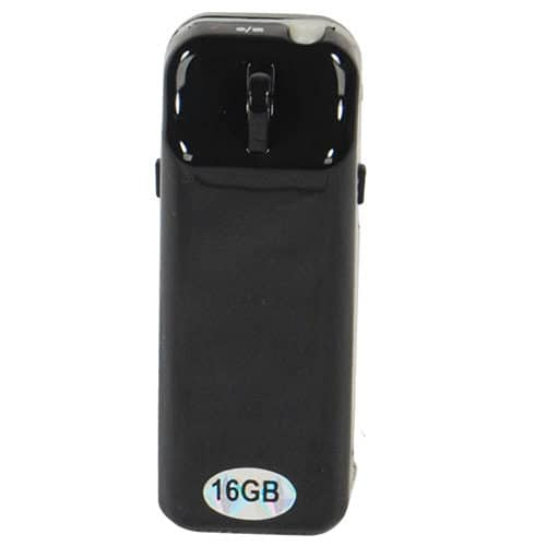 Mini Hidden Spy Camera Front View