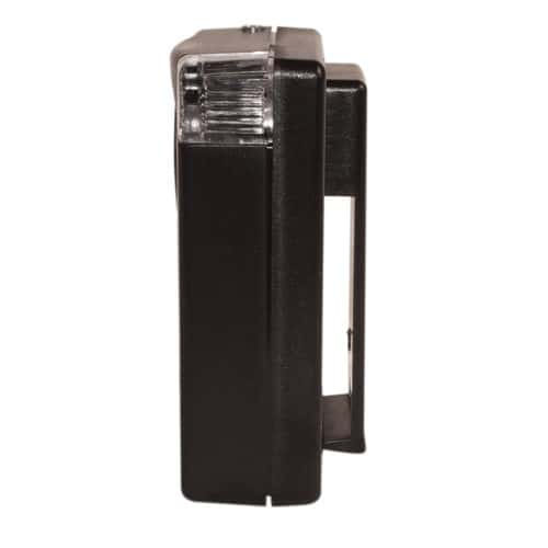 3 In 1 130db Personal Alarm With Light Side View