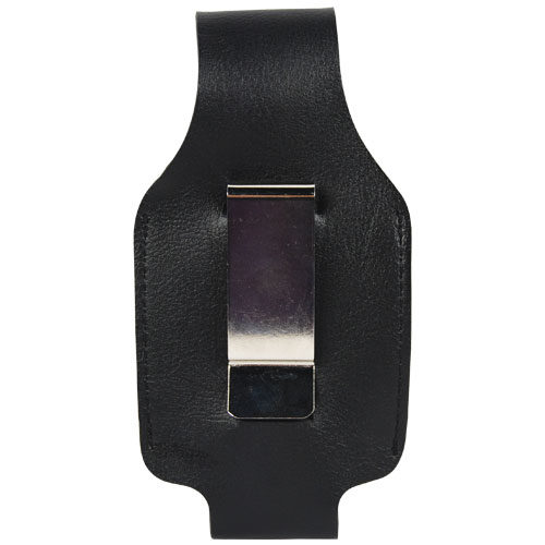 Leatherette Holster For 2 Oz Pepper Spray Back View