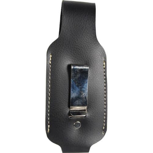 Leatherette Holster For 4 Oz Pepper Spray Rear View