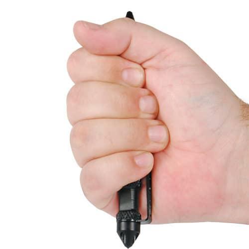 Tacpen Black In Hand