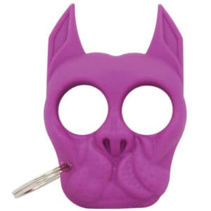 Brutus Self Defense Key Chain Purple